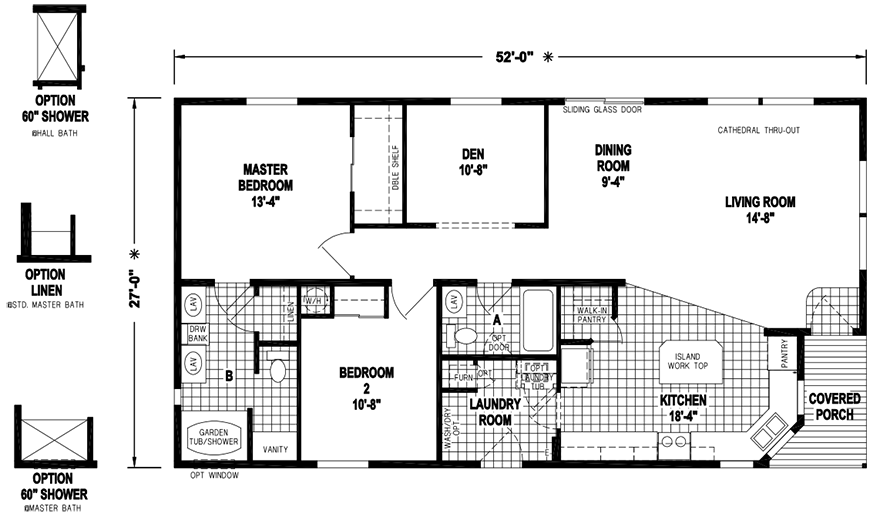 Double Wide Mobile Homes | Factory Expo Home Centers on 28x36 house plans, 28x50 ranch house floor plans, 24x48 house plans, 24x40 house plans, open floor plans, simple ranch floor plans,